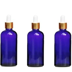 100 ml Glass Dropper Bottles